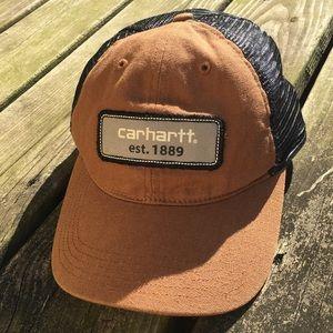 Carhartt Trucker Snapback Hat